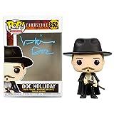 Val Kilmer Autographed Tombstone Doc Holliday POP Vinyl #852
