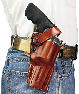 Galco Dual Action Outdoorsman Holster for Taurus Judge 3-Inch