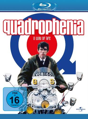 Quadrophenia [Blu-ray]