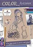 Art color book. Gorjuss. Con adesivi