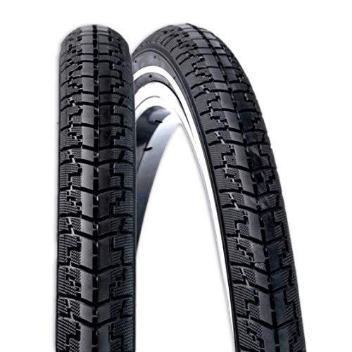 Rexway Neumáticos exteriores Dart 28 x 1,25 (32-622), color negro