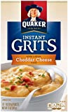 Includes 144 packets (12 boxes, 12 packets per box) Rich cheesy flavor for a savory breakfast or side dish Easy to make and ready to eat in minutes Good source of iron and calcium. See nutrition information for sodium content Ideal with breakfast, or...