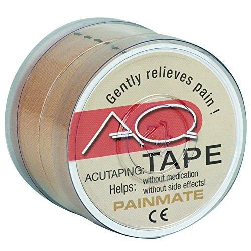 AQ-Tapes 06055611 Schmal Rolle, 5,5 m x 2,5 cm (2-er Pack)
