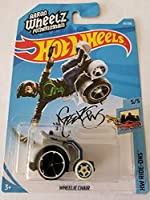 Hot Wheels 2019 Mainline Aaron Fotheringham Hw Ride-Ons: Wheelie Chair [Silver] - Int. Card