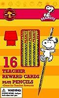 Peanuts Snoopy Way To Go Pencils W/