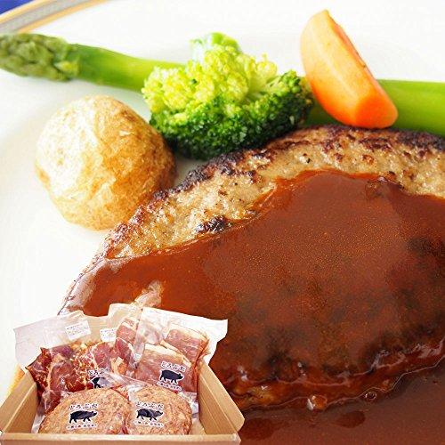 【北海道産】十勝ランチョ・エルパソ どろぶたグルメ詰合せ 焼くだけお手軽セット