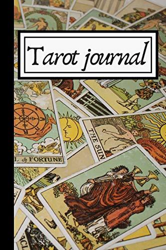 Tarot Journal: Tarot Diary Recording & Interpreting The Cards