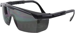 Titus G6 Edge Safety Glasses Lab Shooting Eyewear Motorcycle Eye Protection ANSI Z87