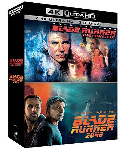Blade Runner 2049 [4K Ultra HD Blu-Ray Bonus-Édition Limitée]