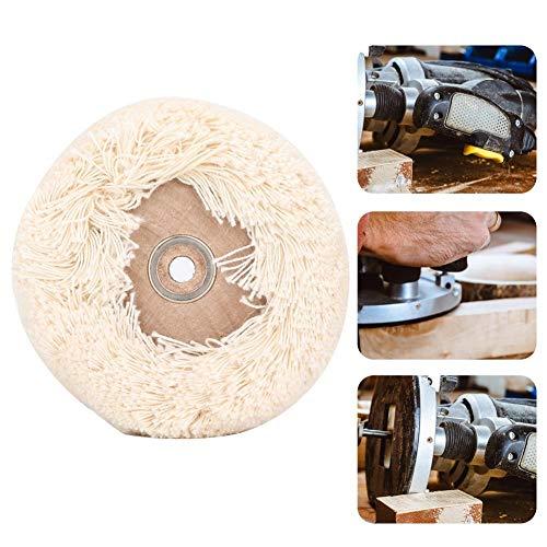 yuyte katoenen polijstschijf slijpmachine wiel kwast sieraad polijsten sieraden gereedschap