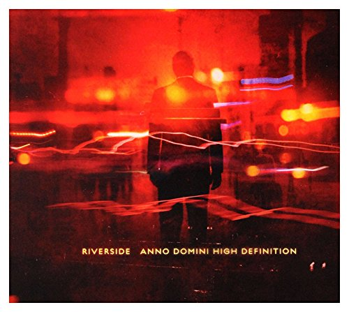 Riverside: Anno Domini High Definition Limited Edition (digipack) [CD]+[DVD]