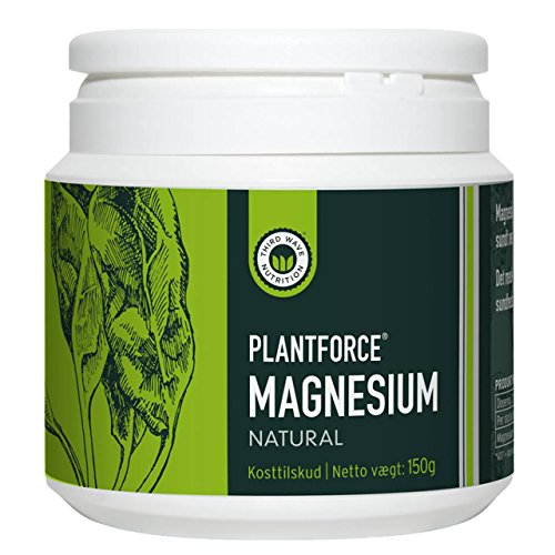 Plant Force Magnesium Natural–Ionised High Organic Availability and very good Absorption