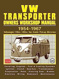 VW Transporter Owners Workshop Manual 1954-1967