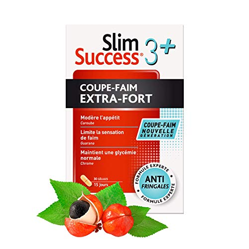 Nutreov - COUPE-FAIM EXTRA-FORT 30 GELULES SLIM SUCCESS 3+ NUTREOV