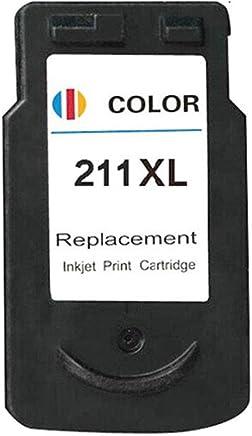 HXSON Reemplazo de cartuchos de Tinta remanufacturados para Canon MP240 250 270 272 410 420