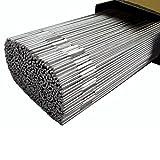 316L 1.4430 WIG TIG de acero inoxidable varillas de soldadura alambre de 1,6 x 1000 mm 5 kg