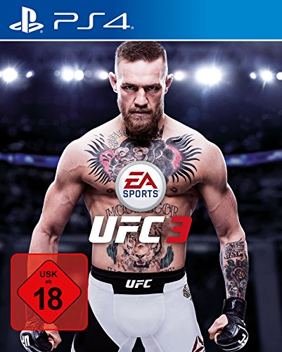 EA Sports UFC 3 -- PlayStation 4 [Edizione: Germania]