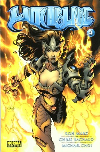 Witchblade 4