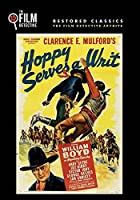 Hoppy Serves a Writ / [DVD]
