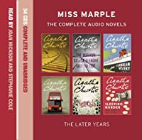 The Complete Miss Marple: Volume 2 - the Later Years by Joan Hickson (read by), Stephanie Cole (read by) Agatha Christie(2009-10-01)