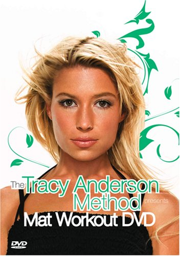The Tracy Anderson Method Mat Workout DVD
