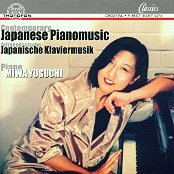 Contemporary Japanese Pianomusic