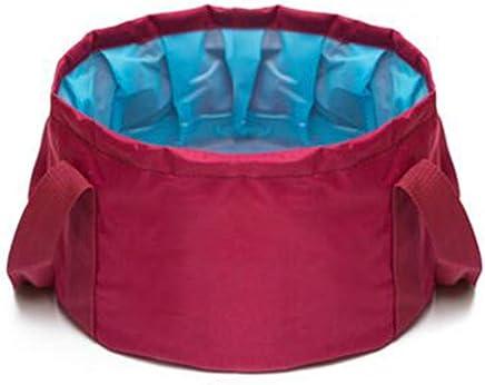 F2 Klappbares Fußbad Outdoor Wasserbecken Portable Klapp Angeln Eimer Reise Lagerung Fußbad Outdoor-Produkte (2ST) B07GGYZT54   Garantiere Qualität und Quantität
