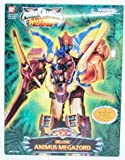Power Rangers Deluxe Animus Megazord Wild Force Action Figure