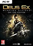 Foto Deus Ex: Mankind Divided - Day-One Edition - PC