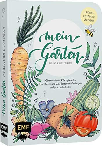 Mein Garten – Das illustrierte...