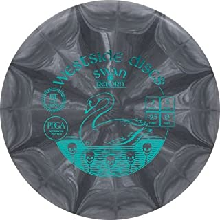 Westside Discs BT Soft Burst Swan 1 Reborn Putter Golf Disc [Colors May Vary]