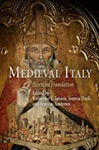 medieval italy texts in translation