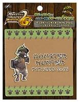 モンスターハンターポータブル 2nd G ハンターズクリーニングクロス (オトモアイルー)