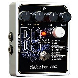 Electro Harmonix 665221-Effekt Elektrische Gitarre mit Synthesizer Filter 70002Organ Maschine