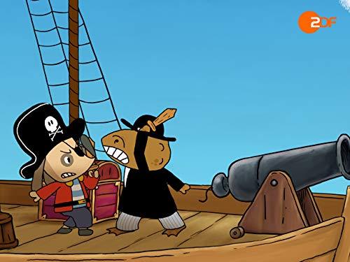 Der Tag, an dem Polo ein kühner Pirat wurde