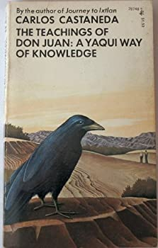 Paperback The teachings of Don Juan: A Yaqui way of knowledge Book