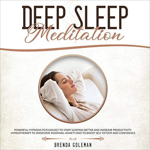 Deep Sleep Meditation cover art