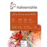 Aquarellblock Hahnemühle Echt-Bütten 300 rau 24x32cm 10Bl