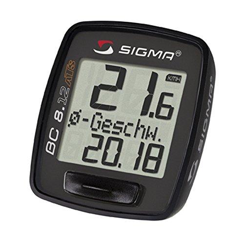 Sigma Sport Fietscomputer Bc 8.12 Ats