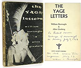 The Yage Letters (First Edition)