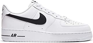 Men's AIR Force 1 '07 Casual Shoes (9.5, White/Black)