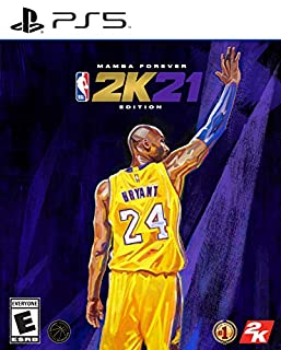 NBA 2K21 Mamba Forever Edition - PlayStation 5 Mamba Forever Edition (B08D7DX16N) | Amazon price tracker / tracking, Amazon price history charts, Amazon price watches, Amazon price drop alerts