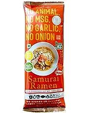 【ケース販売】Samurai Ramen UMAMI サムライラーメン旨味(赤)2人前×24袋入