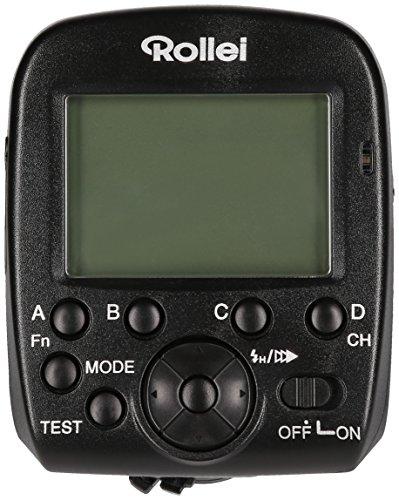 Rollei Pro Radiotransmisor 2.4 GHz Canon/Nikon para 56F/58F