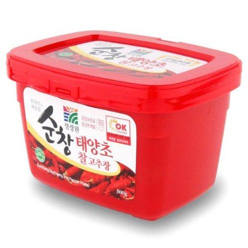 スンチャン・コチュジャン(1kg)【キムチ・唐辛子・韓国・中華】
