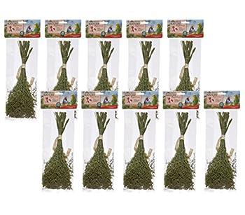 Dehner Best Nature Friandises pour Oiseaux au Millet de rypes 10 x 50 g (500 g)
