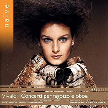 Vivaldi: Concerti per fagotto e oboe