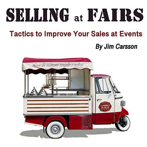 Selling at Fairs audiobook cover art