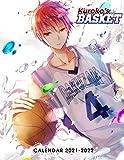 Kuroko s Basketball Calendar 2021-2022: Special Calendar & Planner for Fans (2 Years Calendar)