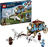 LEGO- Harry Potter Carrozza di Beauxbatons, Arrivo a Hogwarts Giocattolo, Multicolore, Taglia Unica, 75958